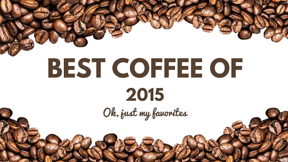 Best Coffee 2015