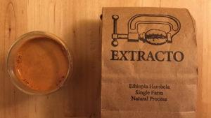 Extracto Coffee Ethiopia Hambela Review