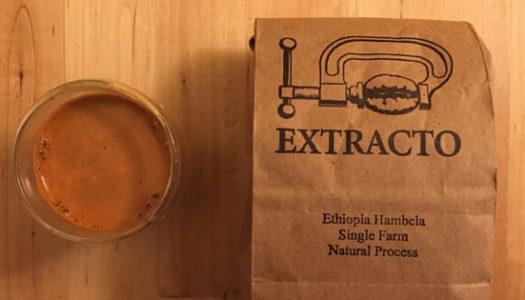 Coffee Review: Extracto Coffee Roasters – Ethiopia Hambela