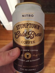Stumptown Cold Brew Nitro