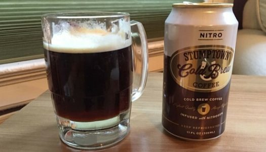 Cold Brew Coffee Review: Stumptown Nitro Cold Brew