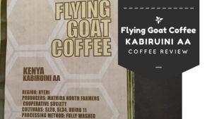 Flying Goat Kenya AA Kabiruini