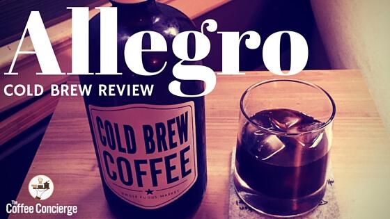 Allegro Coffee Cold Brew