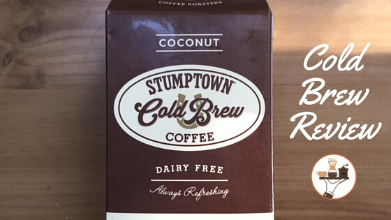 Stumptown Coconut Cold Brew Review