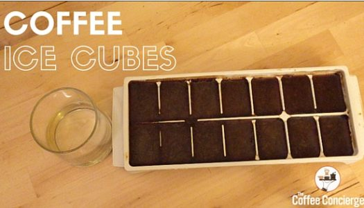 Coffee Hack: How to Make Iced Coffee with Leftover Coffee Ice Cubes