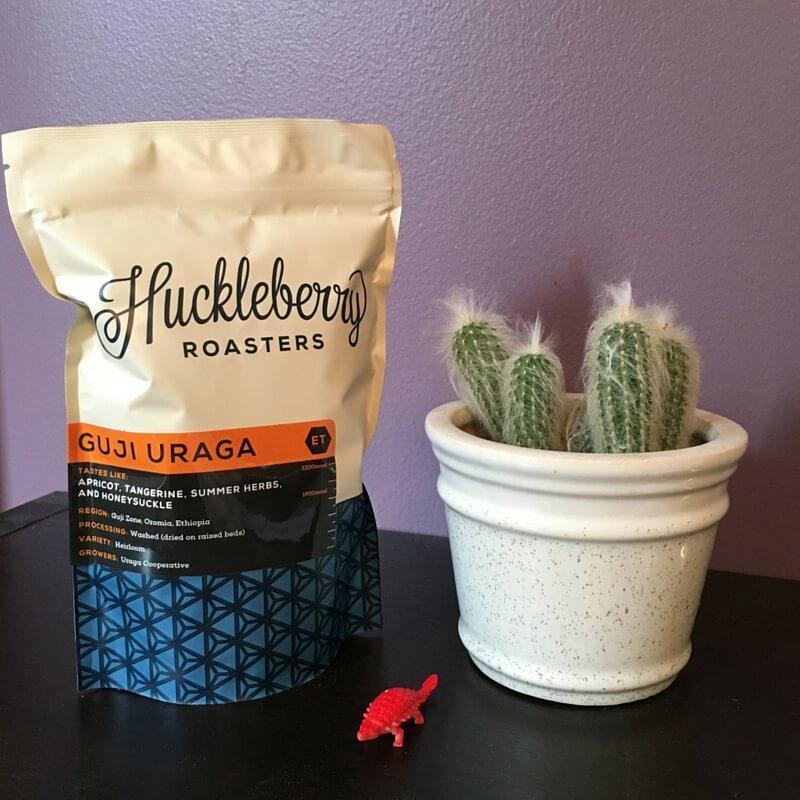 Huckleberry Roasters - Guji Uraga