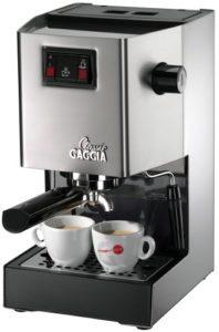 Semi-automatic espresso machine
