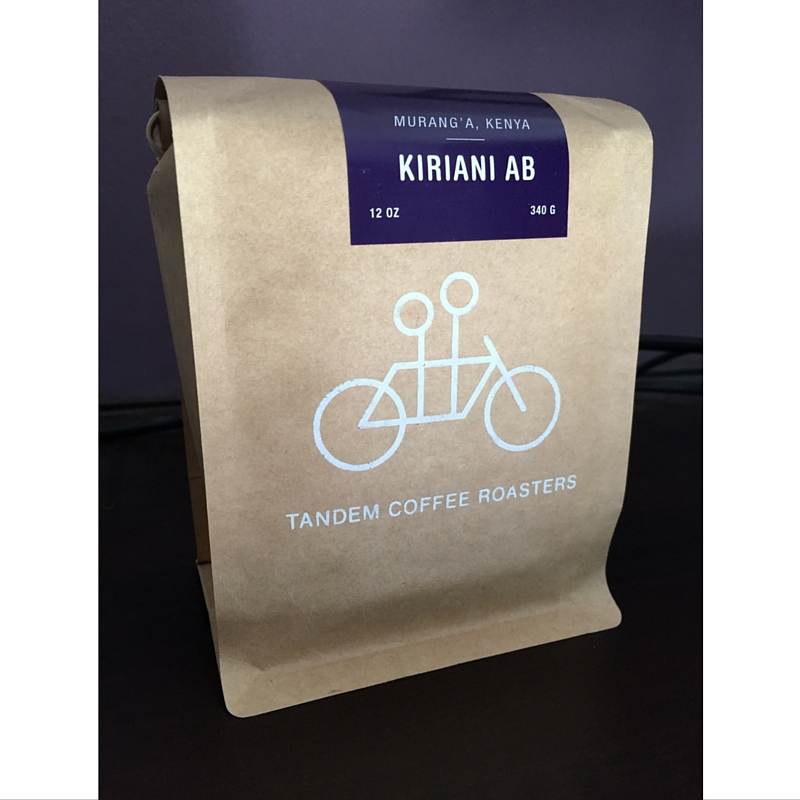 Tandem Coffee - Kiriani AB Murang'a, Kenya