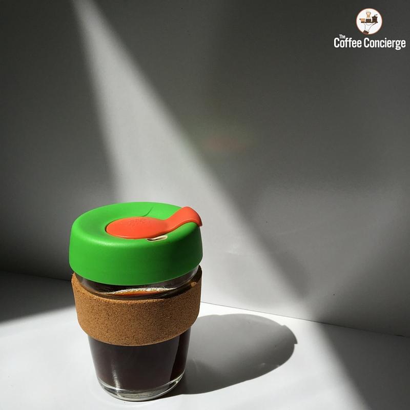 KeepCup Travel Coffee Cup