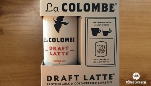 La Colombe Draft Latte Review