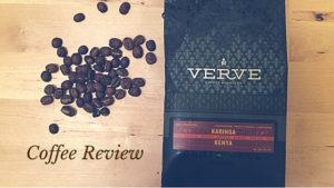 Verve Coffee - Kenya Karinga