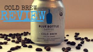 Blue Bottle Cold Brew Review