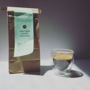 Andytown Short Strand Espresso