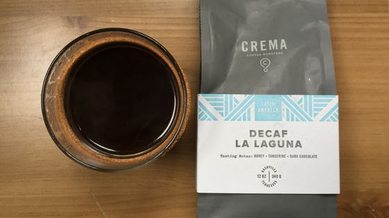 Crema Coffee Roasters Decaf La Laguna
