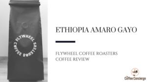 Flywheel Ethiopia Amaro Gayo