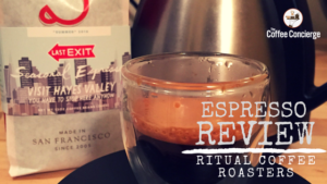 Ritual Coffee Last Exit Review