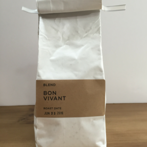 Metric Coffee Co. Bon Vivant Review