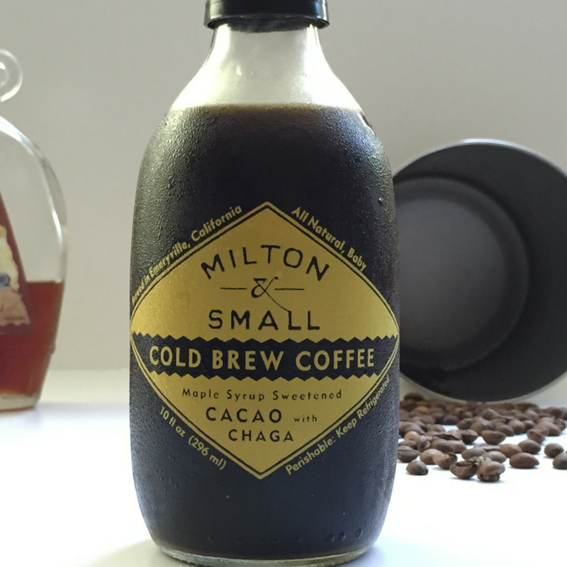 Milton & Small - Maple Syrup Sweetened Cold Brew