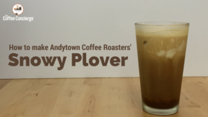 Andytown Coffee Roasters' Snowy Plover Recipe
