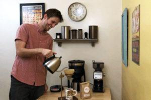 Benji The Coffee Concierge