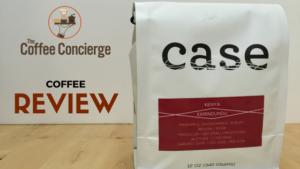 Case Coffee Kenya Karindudu