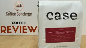 Case Coffee Roasters Kenya Karindudu