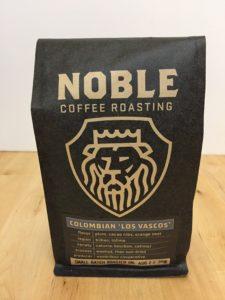 Noble Coffee Roasting - Colombia Los Vascos