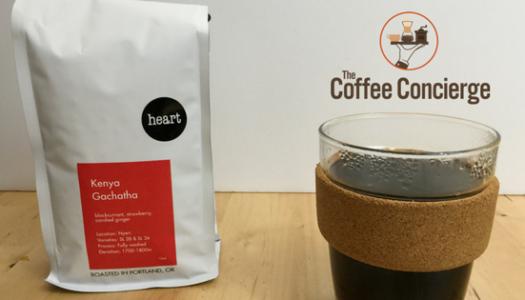Heart Coffee Roasters – Kenya Gachatha AA Coffee Review