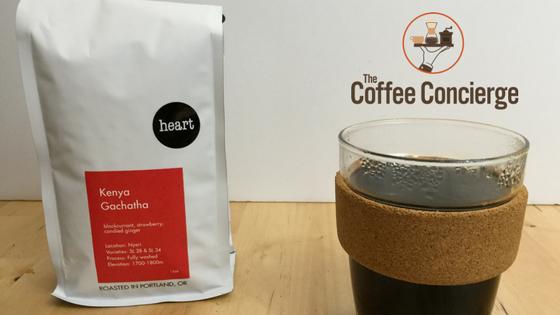 Heart Coffee Kenya Gachatha AA