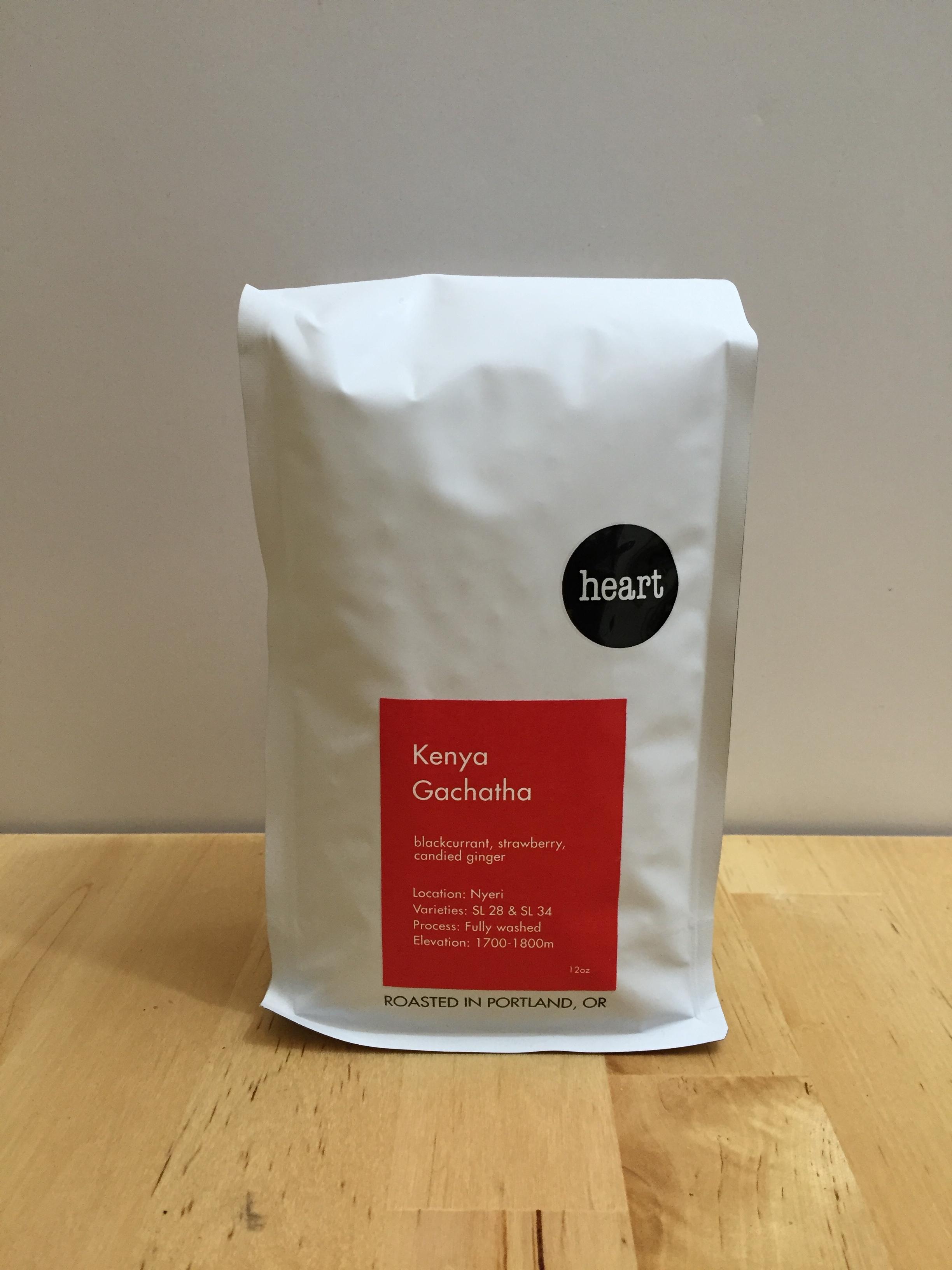 Heart Coffee Roasters - Kenya Gachatha AA