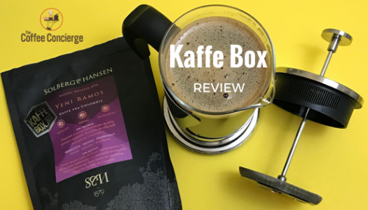 KaffeBox Coffee Subscription Review