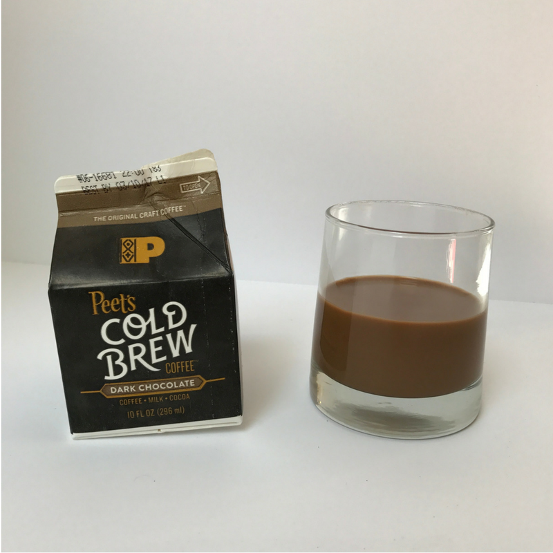 Peet's Coffee - Coffee Au Lait Cold Brew