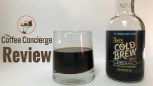 Peet's Coffee Baridi Black Cold Brew Review