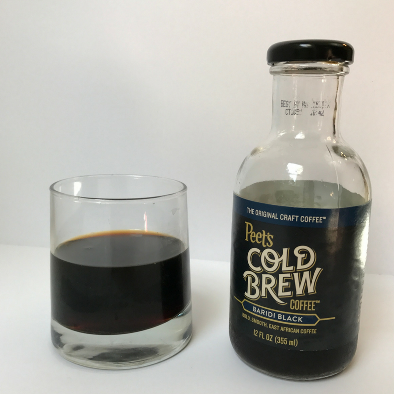 Peet's Coffee - Baridi Black Cold Brew