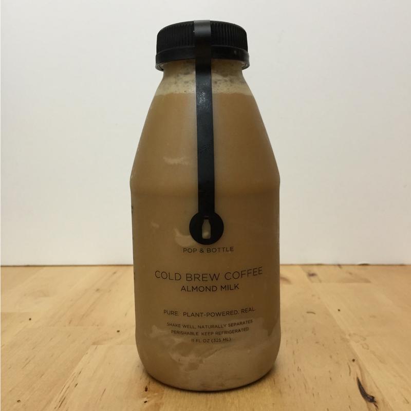 Pop & Bottle - Almond Milk Cold Brew