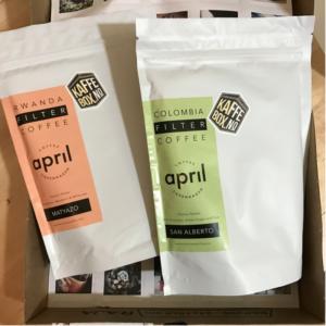 KaffeBox Coffee Subscription