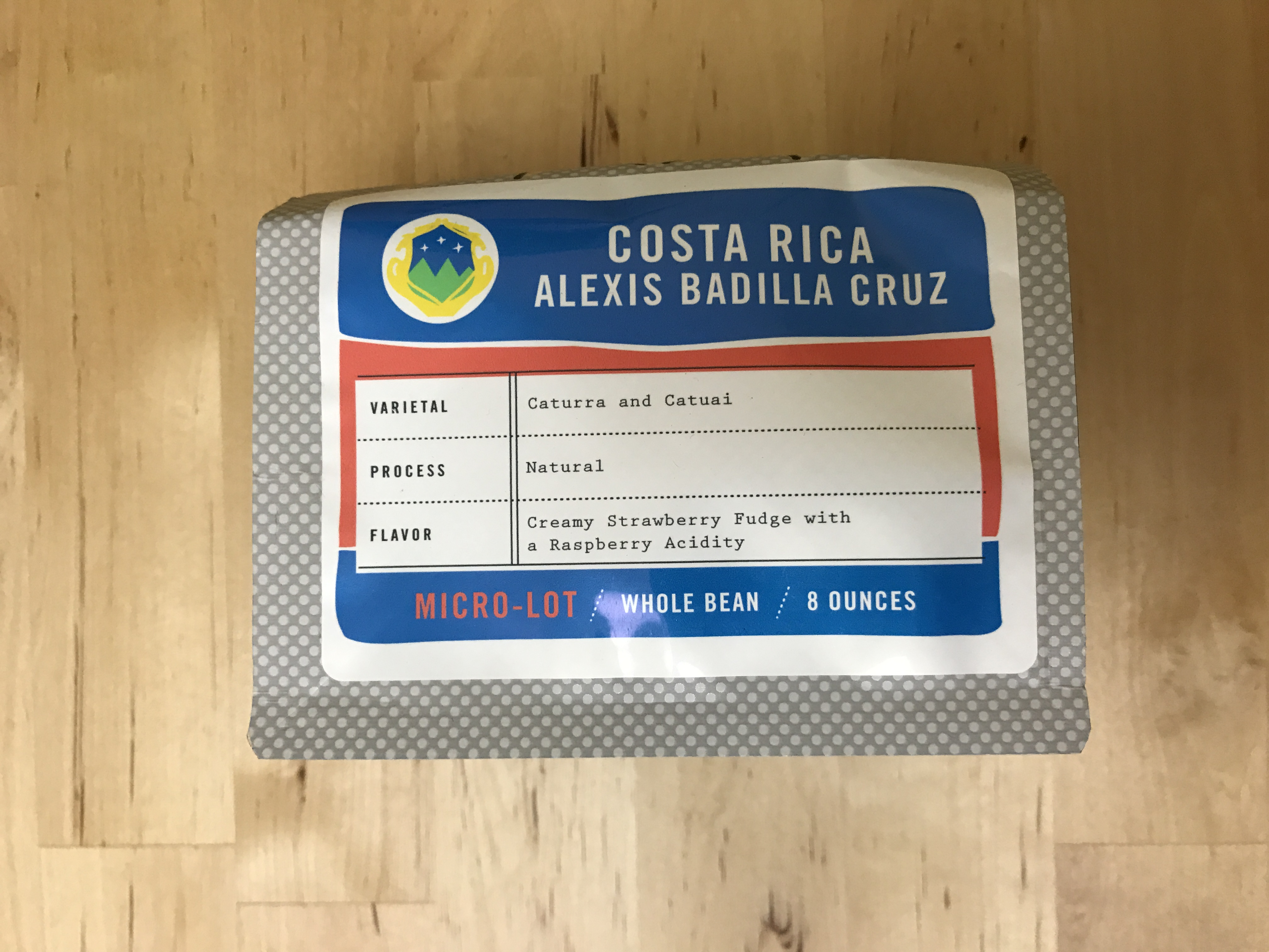 Rev Coffee Roasters - Alexis Badilla Cruz