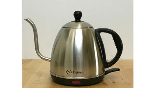 Elementi Electric Gooseneck Kettle Review
