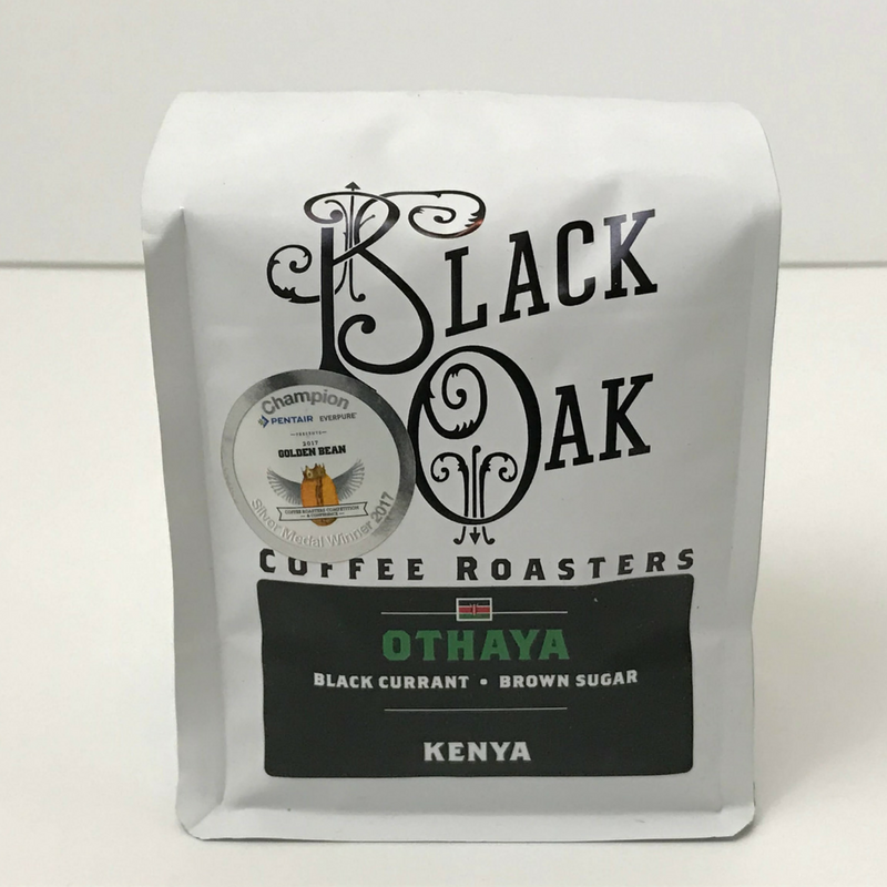 Black Oak Coffee Roasters - Kenya Othaya