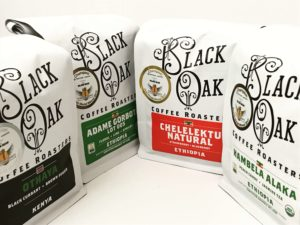 Black Oak Coffee Roasters African Coffee