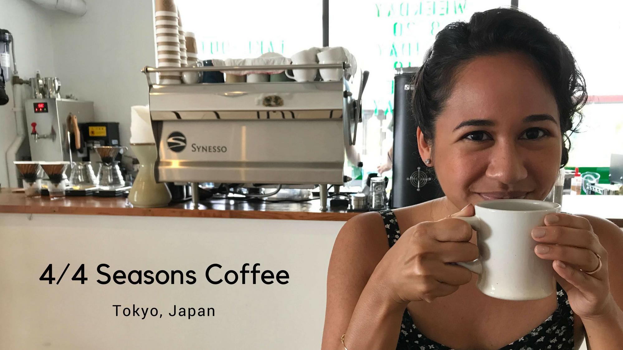 4/4 Seasons Coffee Review