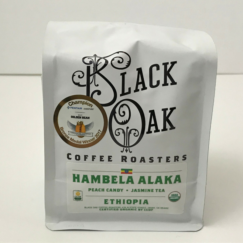 Black Oak Coffee Roasters - Ethiopia Hambela Alaka