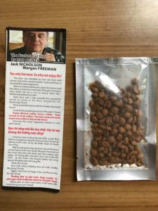 Vietnamese Weasel Poop Coffee - Featuring Jack Nicholson