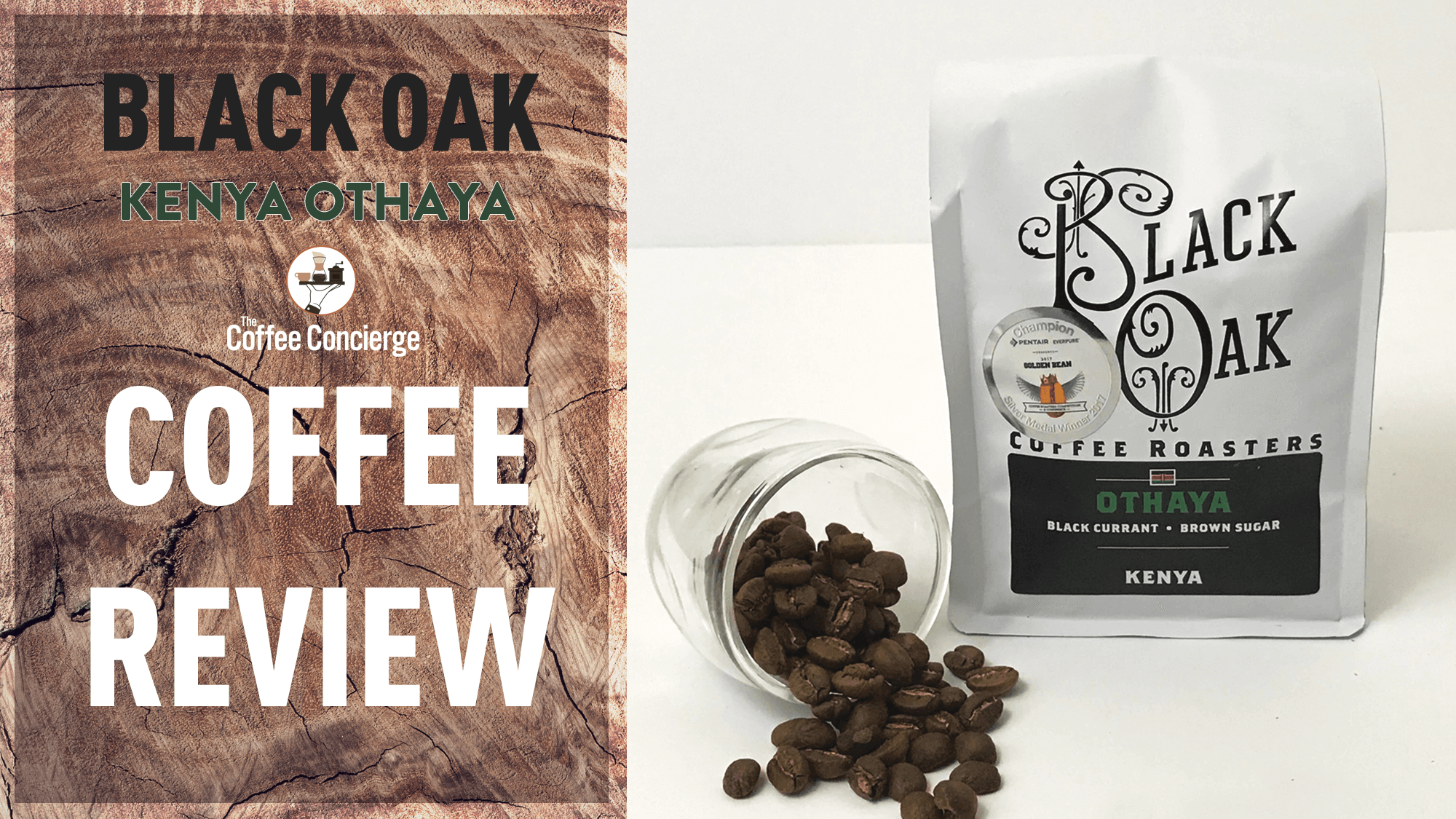 Black Oak Coffee Roasters Kenya Othaya Review