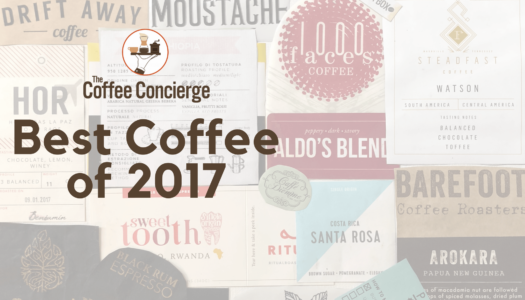 The 9 Best (Highest Rated) Coffees of 2017
