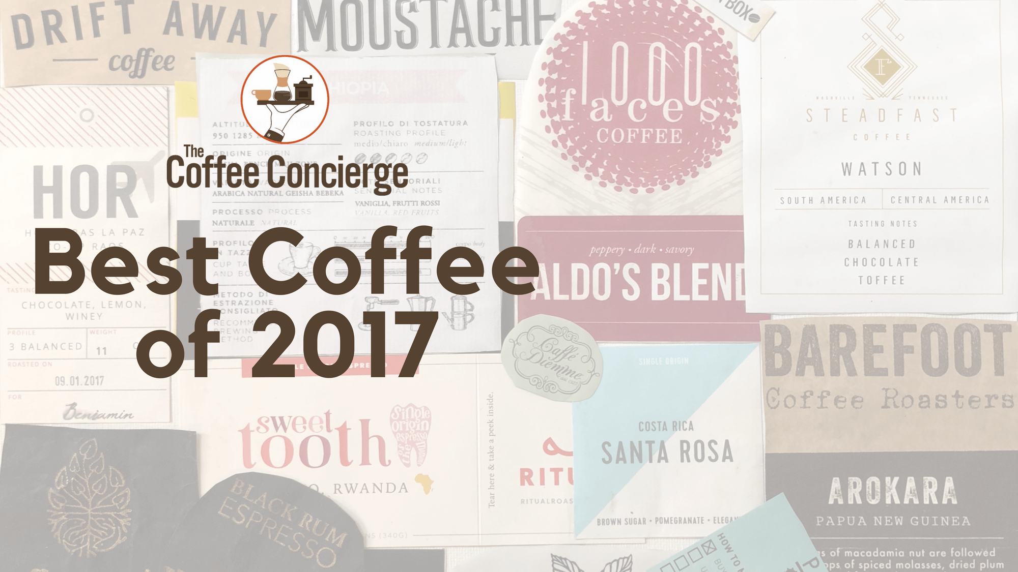Best Coffee 2017