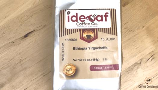 iDecaf Coffee Company – Ethiopian Longberry (2017)