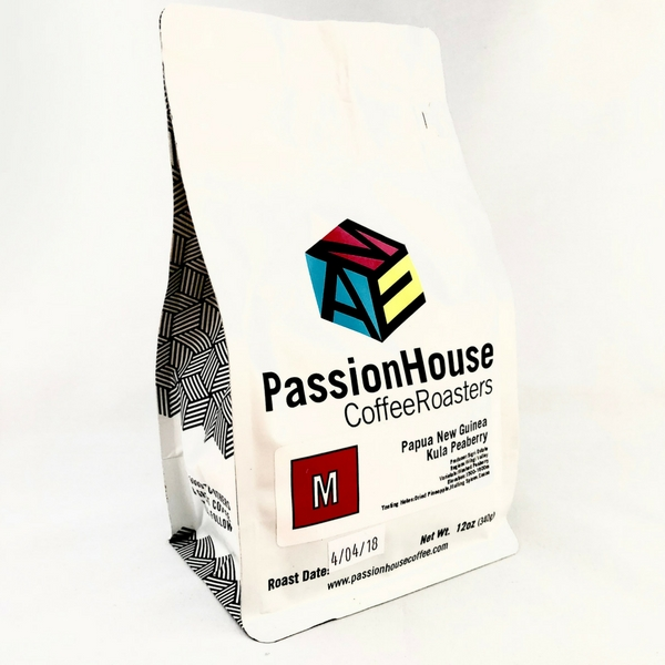 Passion House Coffee Roasters - PNG Kula Peaberry