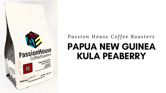 Passion House Coffee Roasters - PNG Kula Peaberry Review