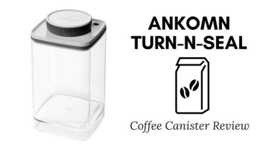 Ankomn Turn-N-Seal Coffee Canister Review